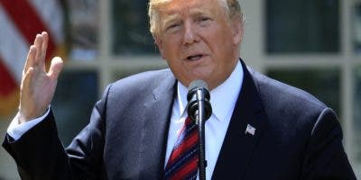 Donald Trump envió refuerzos militares al Golfo Pérsico.