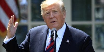Los abogados de Donald Trump interpusieron otra oposición.