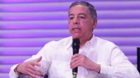 Donald Guerrero, ministro de Hacienda, participó  en evento del BID en Punta Cana. EFE