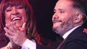 Milly Quezada y Pavel Núlez se unieron en disco.