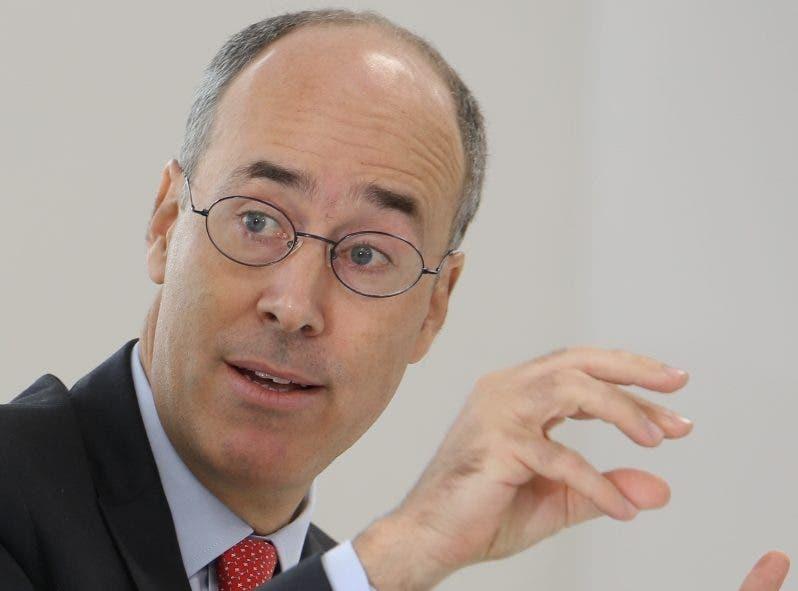 Gonzalo Parral, gerente general de Scotiabank.  Fuente externa