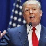 Donald Trump se ha defendido ante acusación.  afp