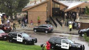 Hay dos  sospechosos detenidos por el tiroteo en Denver.
