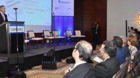 Guerrero habló  en el IV Foro de Finanzas e Inversión del Caribe.