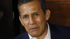 Ollanta Humala está vinculado a lavado de activos.