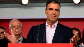 El presidente Pedro Sánchez formará gobierno sin apoyo,