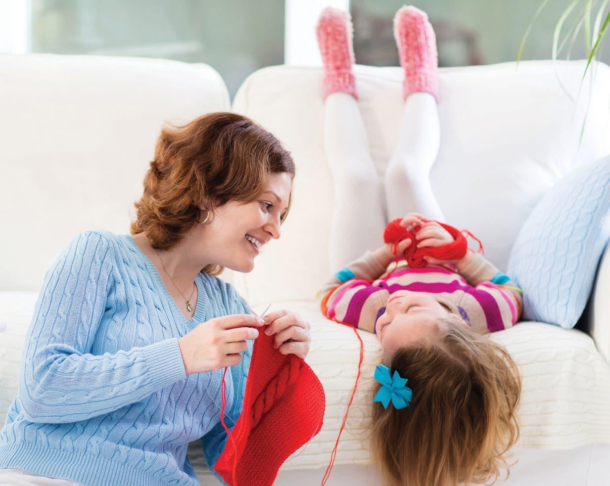 Si es una   bebé, se va a conectar con las informaciones  ancestrales del sistema familiar.