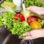 Las frutas y verduras frescas pueden estropearse a temperaturas muy bajas.