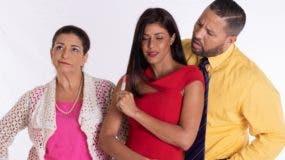 Karla Hatton, Evelyna  Rodríguez y Josema Rodríguez