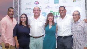 George Bell, Luisángela Fernández, Antonio Ramis, Alba Then, Tomás Mercedes y Félix Olivo.