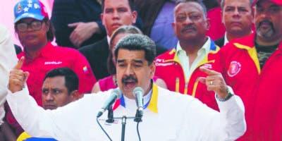 Nicolás Maduro agradece a Noruega por su mediación.