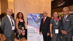 Guido Berro Rovira, Sandra Germán de Mercedes, Severo Mercedes, Dalin Olivo y Gabriel Díaz.