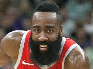 James Harden es pieza clave de los Houston Rockets. ap