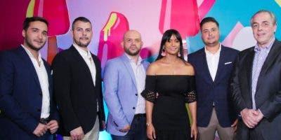 Roberto Rosas, Aldo Cammara, Eumir Guaregua,  Julissa Méndez, Wilson Díaz y Abraham Hazoury.