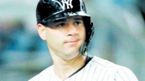Gary Sánchez ha retornado a la lista de incapacitados.  AP