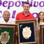 Parte de las personalidades reconocidas por el club Calero.
