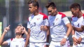 Los jugadores dominicanos muestrán optimismo.