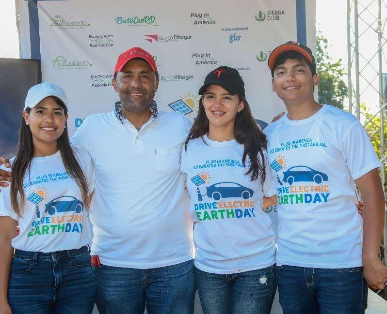 """Entidad celebra """"Día de la Movilidad Eléctrica en República Dominicana"""""""