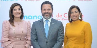 Diomares Musa, Eduardo Cruz y Cynthia Modesto.