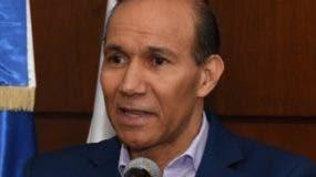 Winston Santos, presidente del Comité Organizador.
