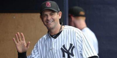 El dirigente Aaron Boone  es hoy  una celebridad en NY.