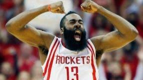 HJames Harden fue electo para el primer equipo de la NBA. AP