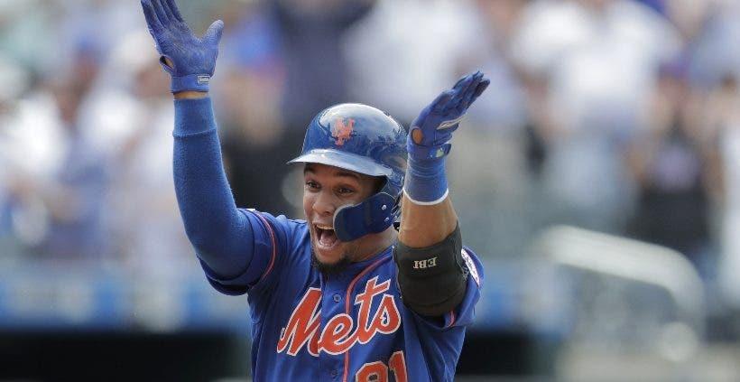 El dominicano Carlos Gómez marca la victoria de los Mets con hit impulsador