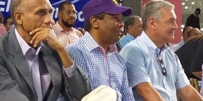 El ministro de Obras Públicas,  Gonzalo Castillo, se ha convertido en uno de los más fervientes reeleccionistas.