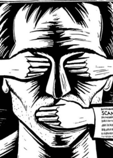 Persona que envió mensajes a periodista Teresa Casado se disculpa