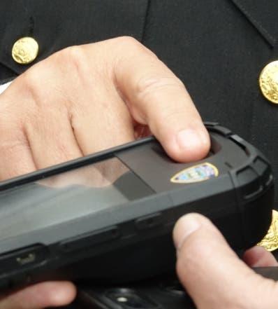 Agentes serán capacitados para uso de dispositivo.