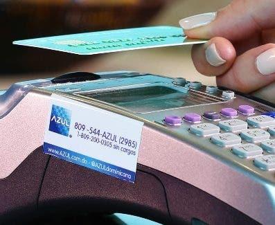 El servicio Azul está disponible en comercios