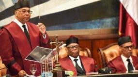 El TC aprobó que  se escoja por medio a los estatutos cuando  no se   vulnere la  Constitución.