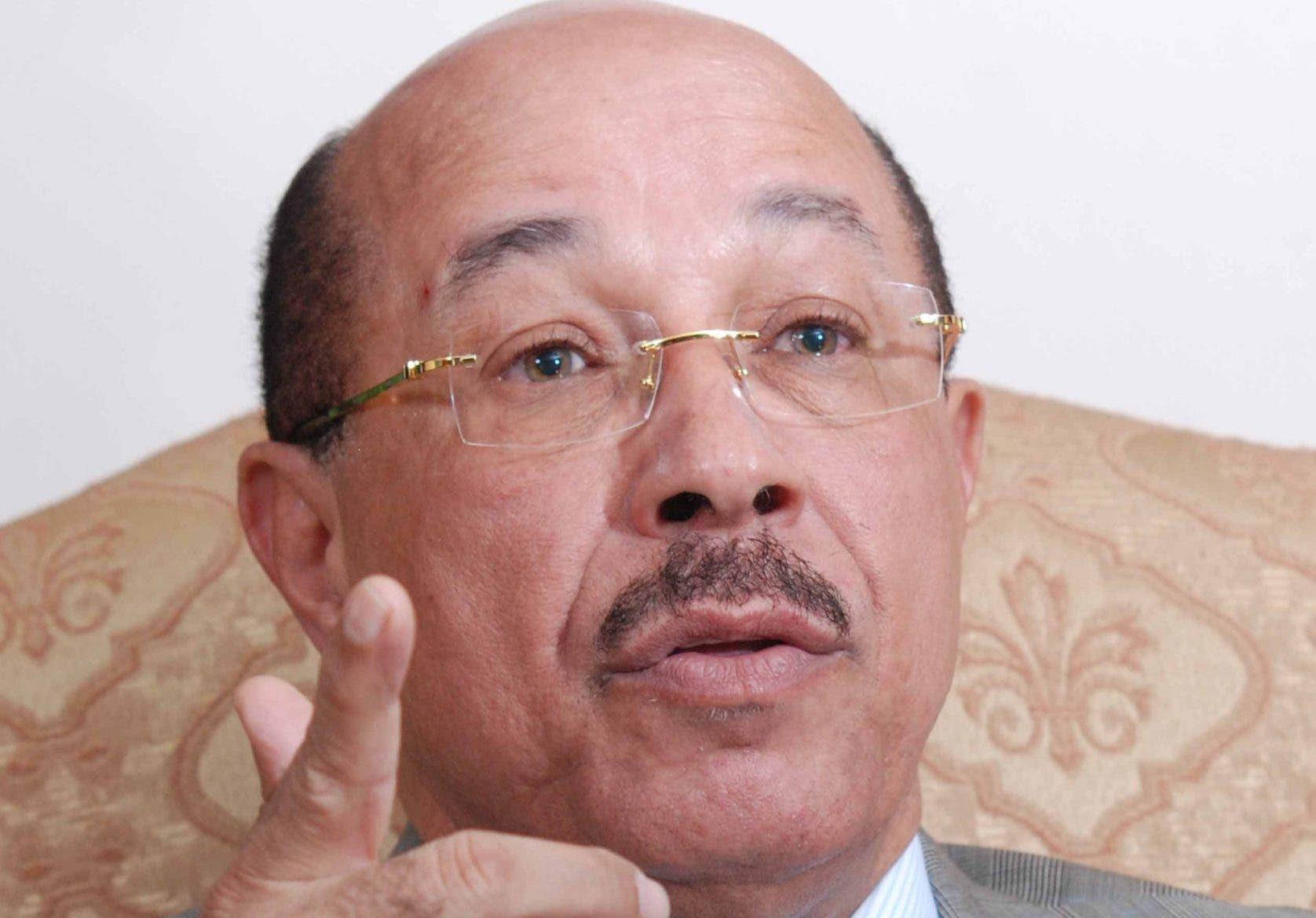 Temístocles Montás, aspirante presidencial del PLD.
