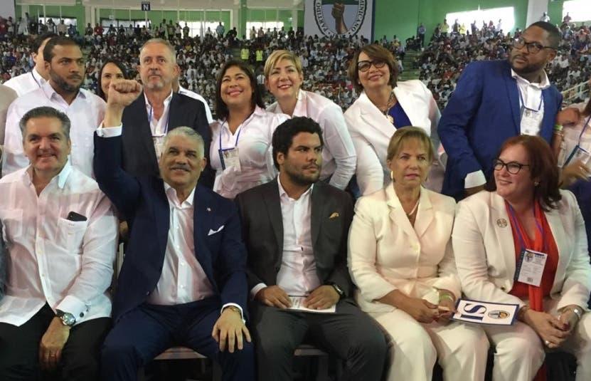El PRD da cumplimiento a sentencia del TSE.  Nicolás Monegro
