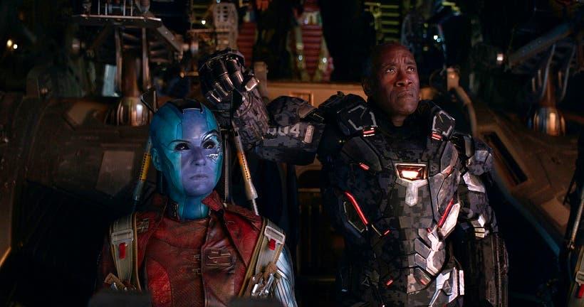"""A escala mundial, """"Avengers- Endgame"""" acumula ya 2.189 millones de dólares desde su estreno hace dos semanas."""