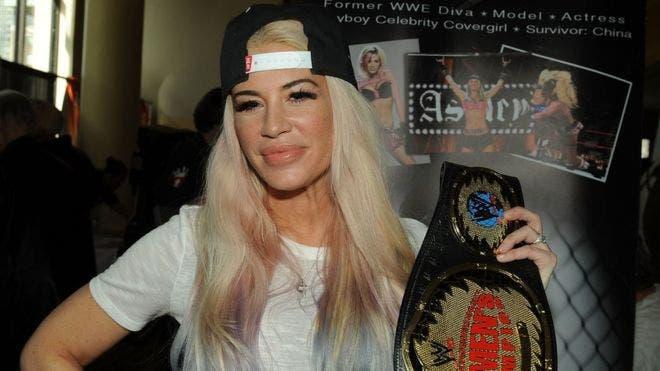 Ashley Massaro se convirtió en una de las figuras femeninas de la lucha libre en EE.UU.