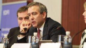 David Bohigian, presidente interino y director Ejecutivo de OPIC.