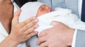 El pequeño nació el pasado lunes y pesó 3,2 kilos.
