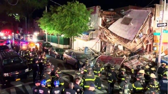 derrumbe-edificio-en-brooklyn