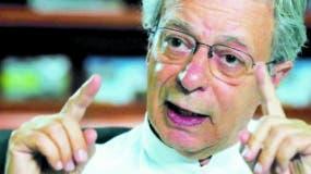 Frei Betto pertenece al convento de los dominicos de Sao Paulo.  FUENTE EXTERNA