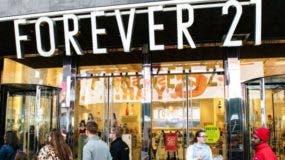 """Forever 21 nació en California en 1984 bajo el nombre """"Fashion 21""""."""
