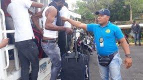 Los operativos de Migración fueron realizados en nueve provincias y el Gran Santo Domingo.