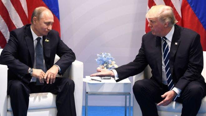Vladimir Putin y Donald Trump sostuvieron un diálogo sobre Venezuela, informó la Casa Blanca.