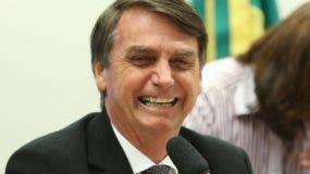 Jair Bolsonaro cumple una promesa de campaña.