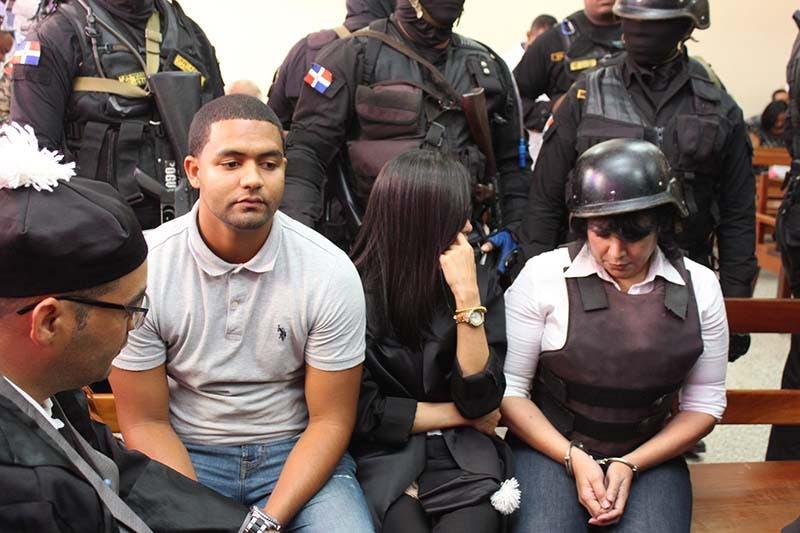 La Corte de Apelación de San Francisco de Macorís redujo a 2 años la pena a Marlin Martínez.