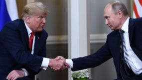 Donald Trump y Vladimir Putin mantienen un pulso especial sobre Venezuela.