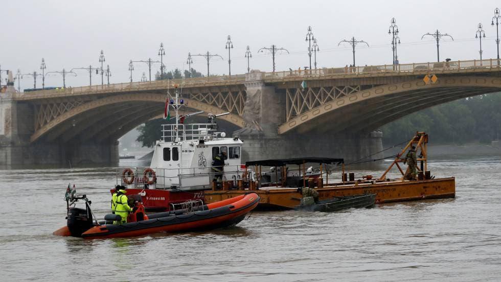 Mueren 7 personas y otras  21 están desaparecidas tras naufragio