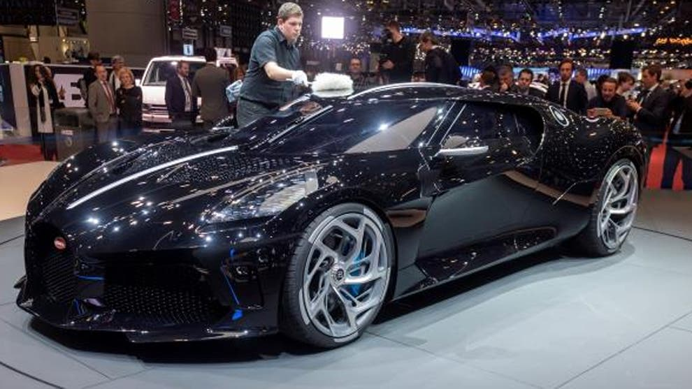El futbolista Cristiano Ronaldo habría comprado el auto más caro del mundo