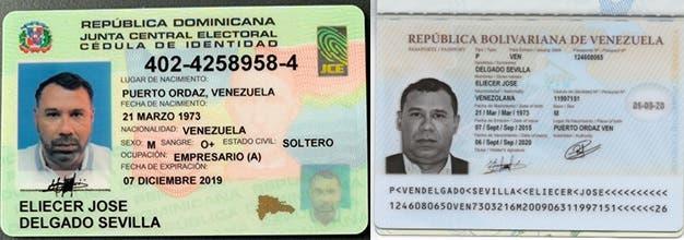 Eliezer José Delgado Sevilla fue asesinado el 28 de febrero pasado en un residencial de Punta Cana, en la provincia de La Altagracia.