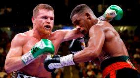 Alvarez Jacobs Boxing